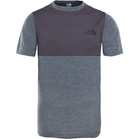The North Face Reactor S/S Tee Pojkar tnf medium grey heather
